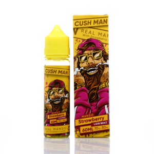 Nasty Juice - Cush Man Strawberry 60 ML