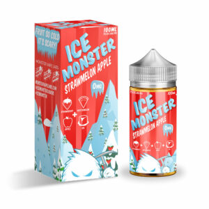 IceMonster Strawmelon Apple 100ML