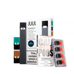 Vaporizador Juul + Cali Pods