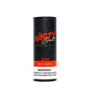 Nasty Salt - Bad Blood 30 ML