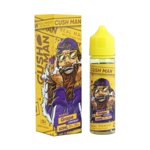 Nasty Juice - Cush Man Grape 60 ML