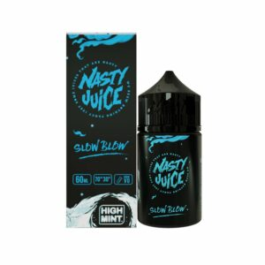 Esencia Vaporizador Nasty Juice High Mint Slow Blow