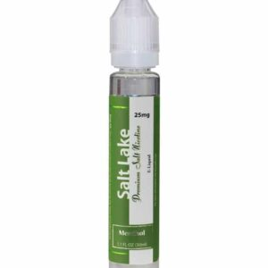 Menthol 30ml - Salt Lake