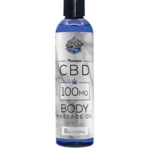 Aceite Masaje CBD Chile