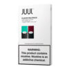Juul Pods Mint y Tobacco