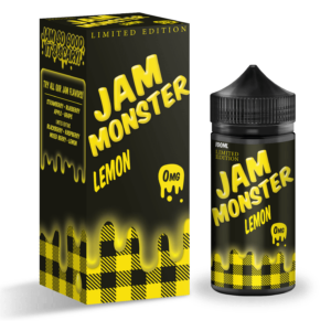 Jam Monster Lemon 100ml