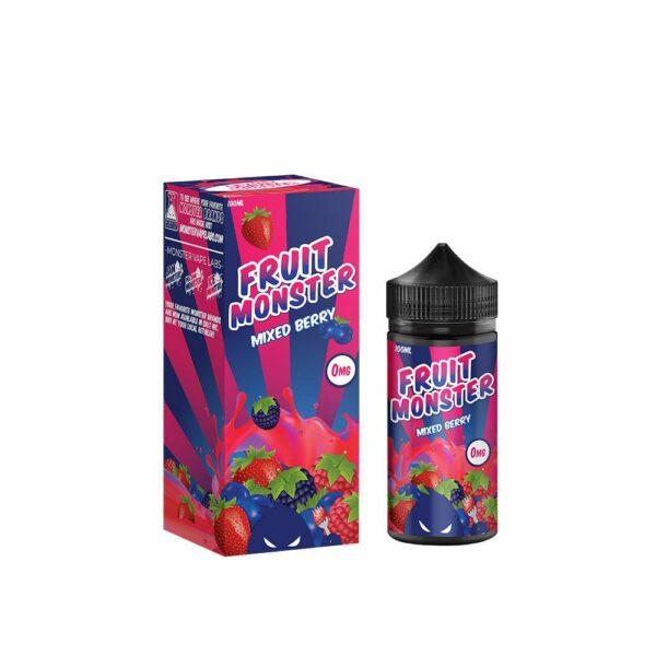 Fruit Monster Mixed Berry 100ML