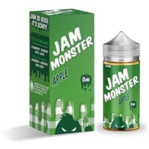 JamMonster Esencia Apple 100ml