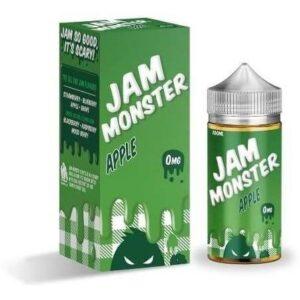 JamMonster Esencia Apple 100ml