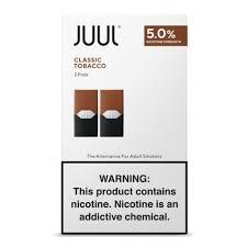 JUUL PODS Para Vaporizador - Classic Tobacco (Vaper Juul)