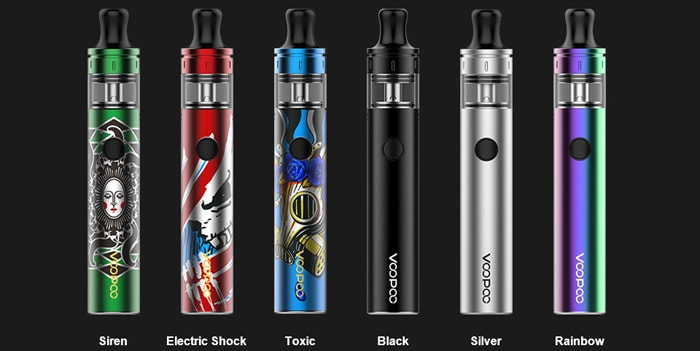 Voopoo Finic 20 AIO Kit - Silver | Best E Liquid site