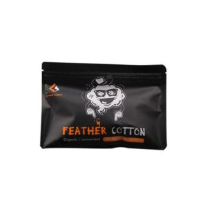 GeekVape Squares of Feather Organic Algodón 20pcs