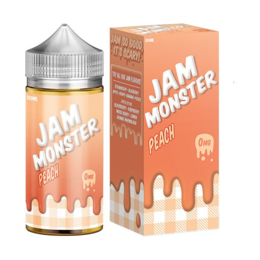 Jam Monster Peach 100ML -ESENCIA