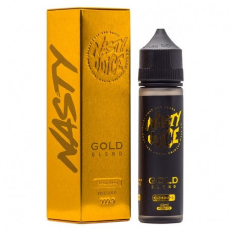 Nasty Juice - Bronze, Gold, Silver Tobacco 60 ML