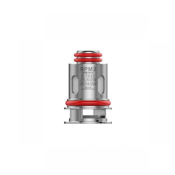 resistencia smok rpm 2 mesh 0.16 ohm