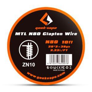 Geekvape-MTL-N80-Clapton-Wire-3m