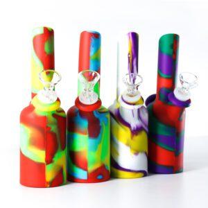 Silicona-Bong-Botella-Colores
