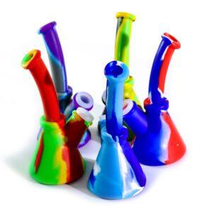 Silicona-Mini-Bong-Colores-Surtidos