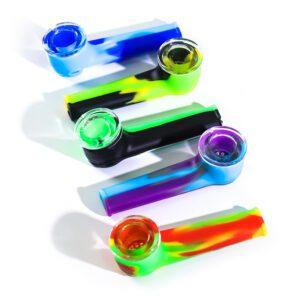 pipa-silicona-mini-vidrio-colores