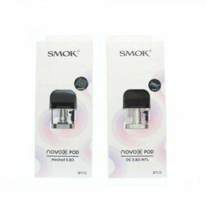 SMOK Novo X POD (Pack x5)