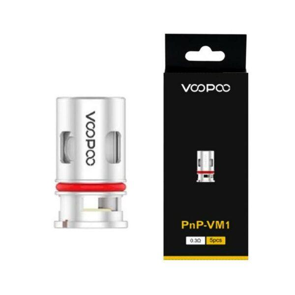 VooPoo PnP_ meshed coil VM1 0.3