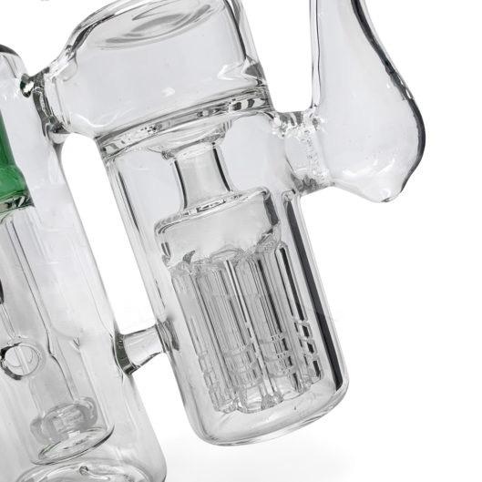 Bubbler Grace Glass Doble Percolador