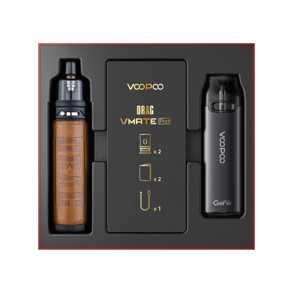 Voopoo Drag X with Vmate Pod Kit - Limited Edition