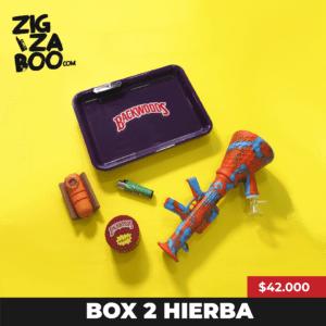 Caja Promo 420 - La fiesta Herbal