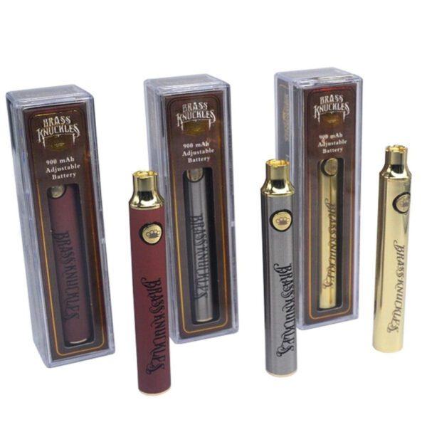 Brass Knuckles - Vape Battery