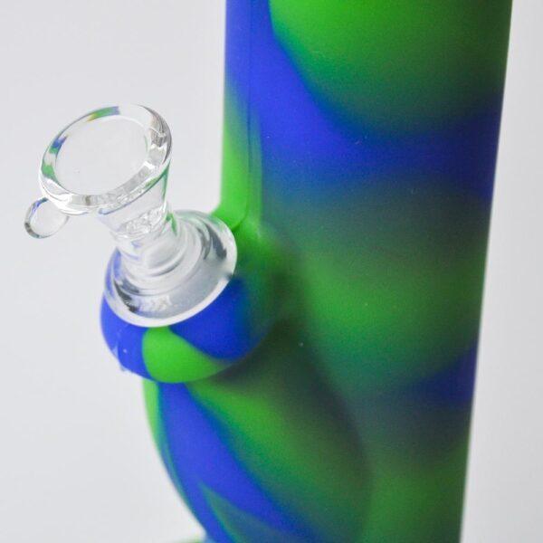 Bong de Silicona Tipo Tubo 36 cm