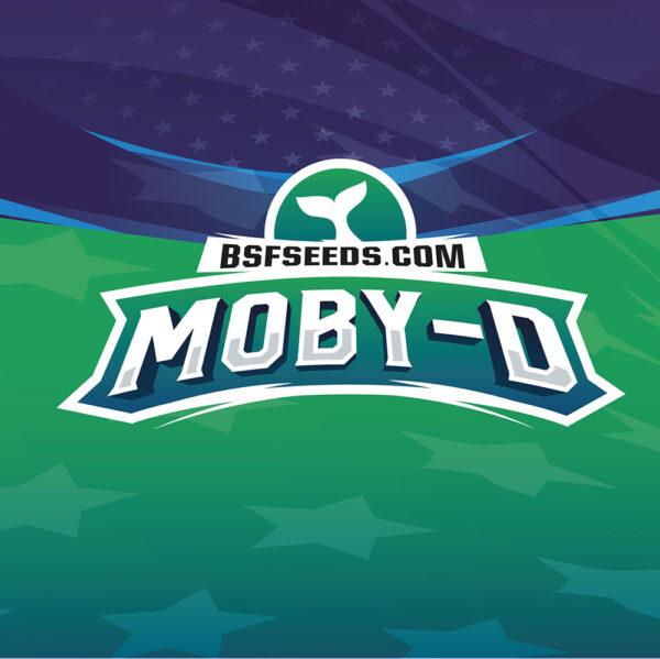 BSF Seeds - Moby-D XXL - Semillas Autoflorecientes