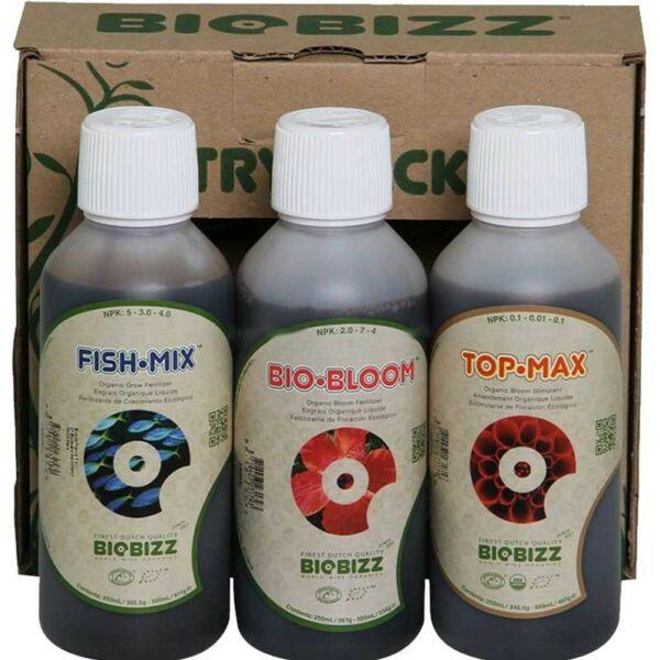 Biobizz Try-pack Outdoor 250 ML