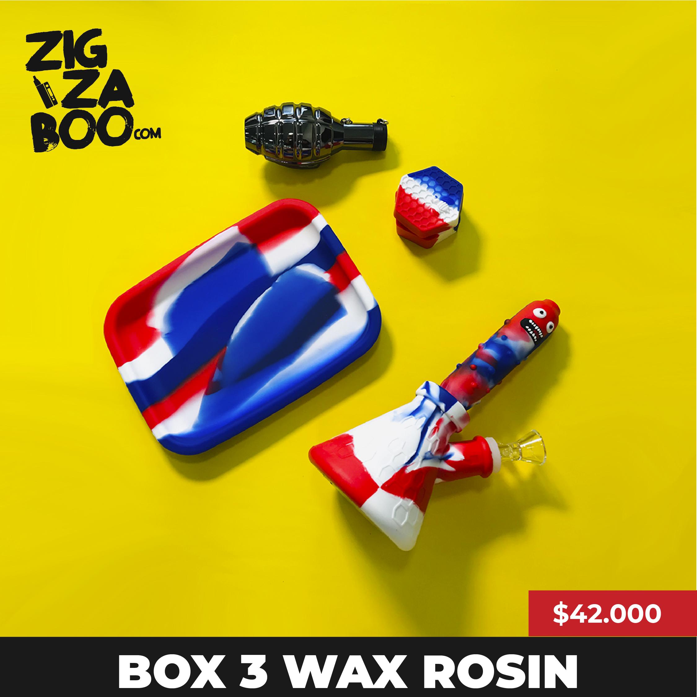 Caja Promo 420 - Explosión de Extractos