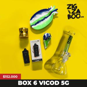 Caja Promo - 420 - Vicod 5G
