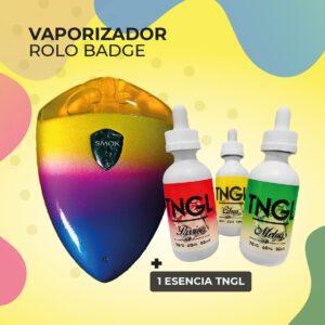 Promo Rolo Badge