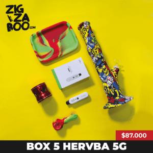 Caja Promo - 420 - Herbva 5G